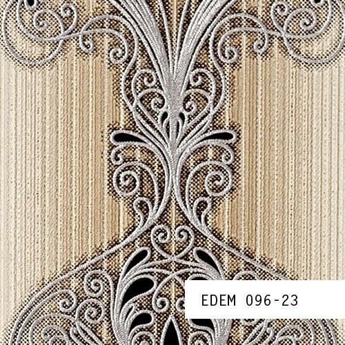 tapeten muster edem 096 serie barock damask prunkvolle ornament designs original edem samples. Black Bedroom Furniture Sets. Home Design Ideas