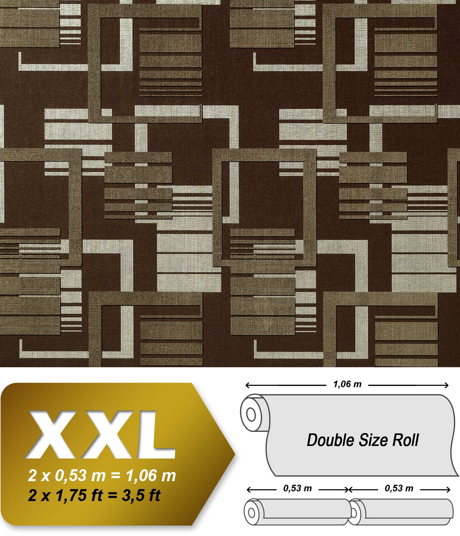 Grafische Tapeten Muster : Versailles Wall Covering