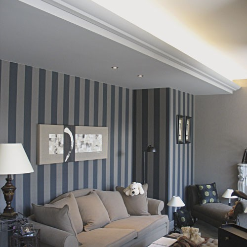 orac decor c351 luxxus decken profilleiste zierleiste indirekte beleuchtung 2 m ebay. Black Bedroom Furniture Sets. Home Design Ideas