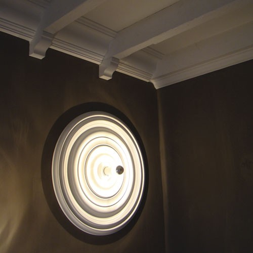 deckenrosette medallion orac decor r40 luxxus stuck lampen. Black Bedroom Furniture Sets. Home Design Ideas