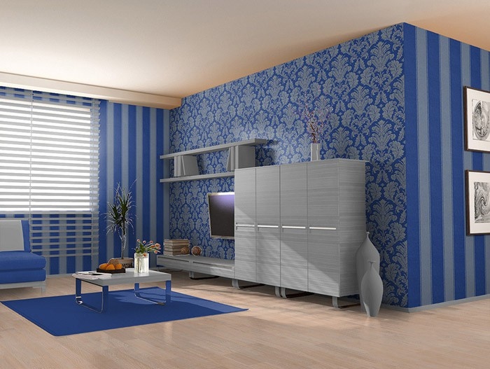 edem 753 37 luxus blockstreifen barock streifen tapete. Black Bedroom Furniture Sets. Home Design Ideas