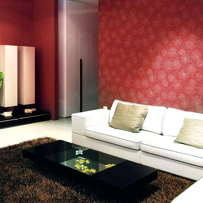 bezaubern wohnzimmer rot braun vorhaben. design wohnzimmer schwarz ... - Wohnzimmer Braun Silber