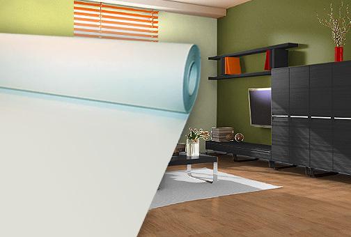 glattes vlies vliestapete ohne struktur und beschichtung. Black Bedroom Furniture Sets. Home Design Ideas