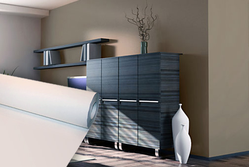 glattvlies glatte vliestapete ohne struktur und beschichtung. Black Bedroom Furniture Sets. Home Design Ideas