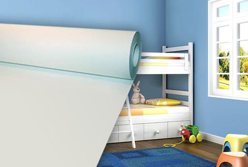 renoviervlies glatte vliestapete ohne struktur und beschichtung. Black Bedroom Furniture Sets. Home Design Ideas